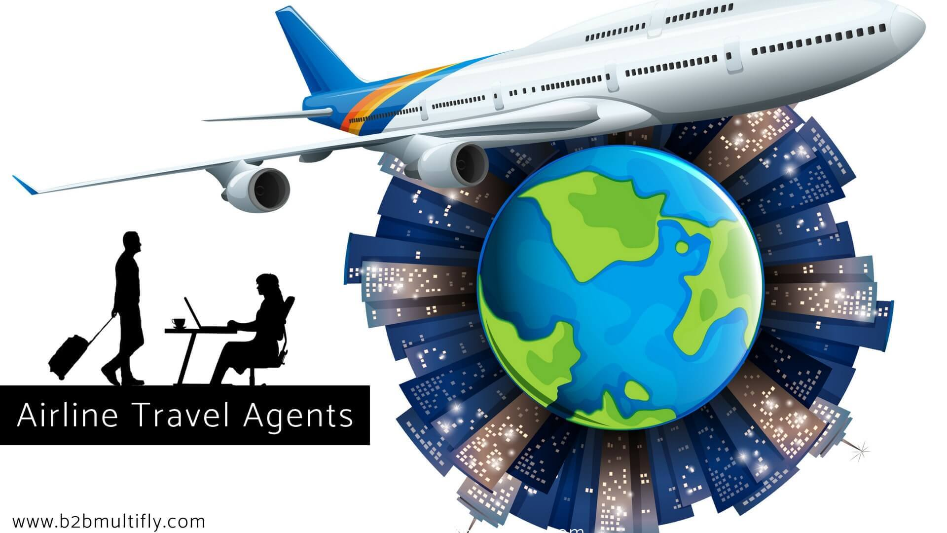 airline travel agents india