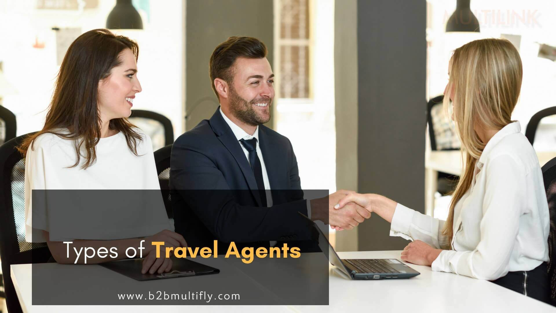 types of travel agents india