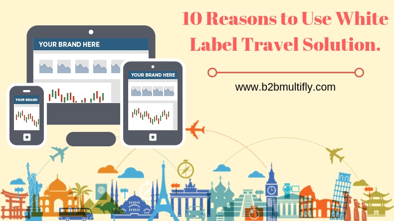 10 Reasons to Use White Label Travel Solution