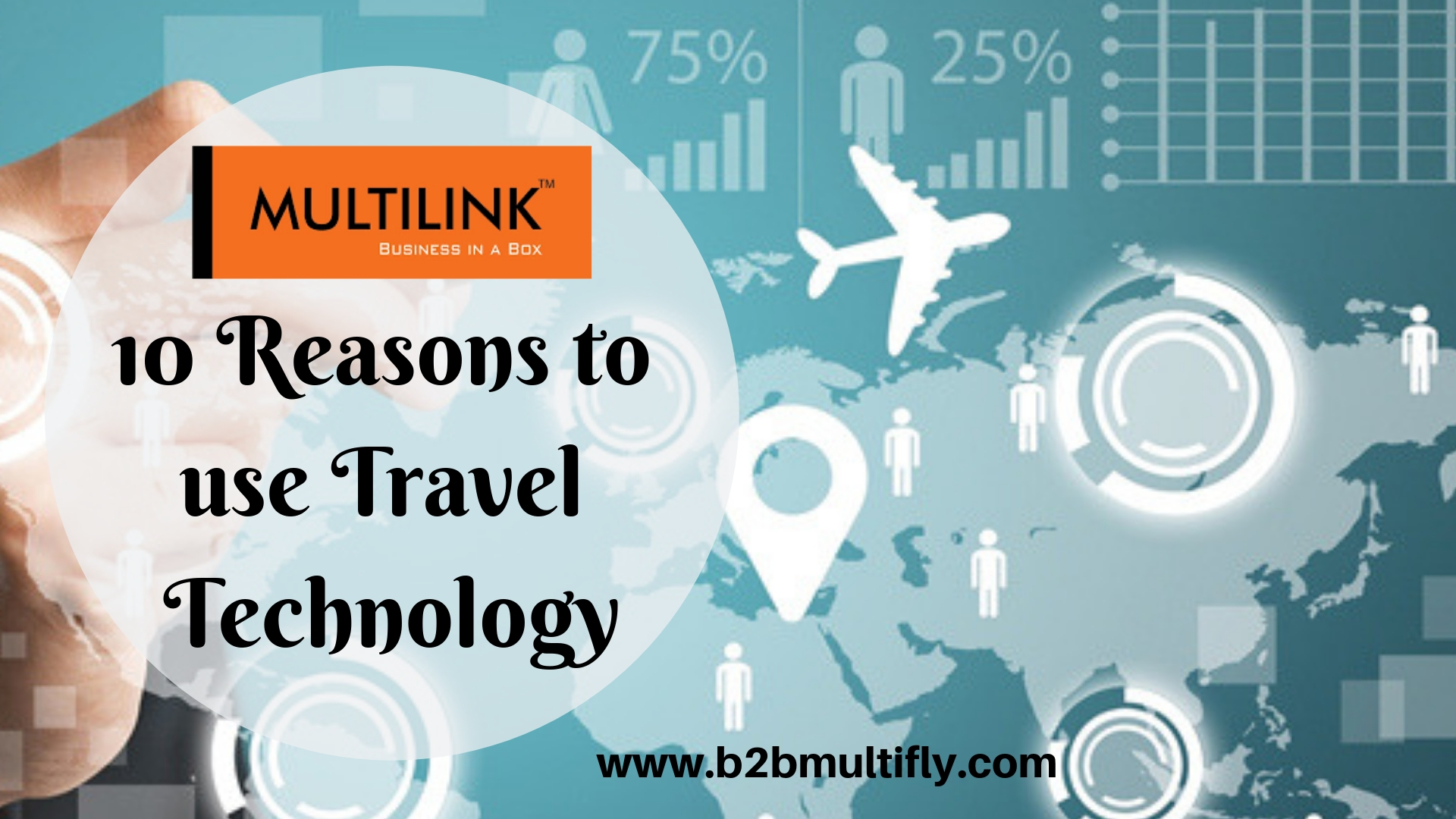 10 Reasons to use travel technology