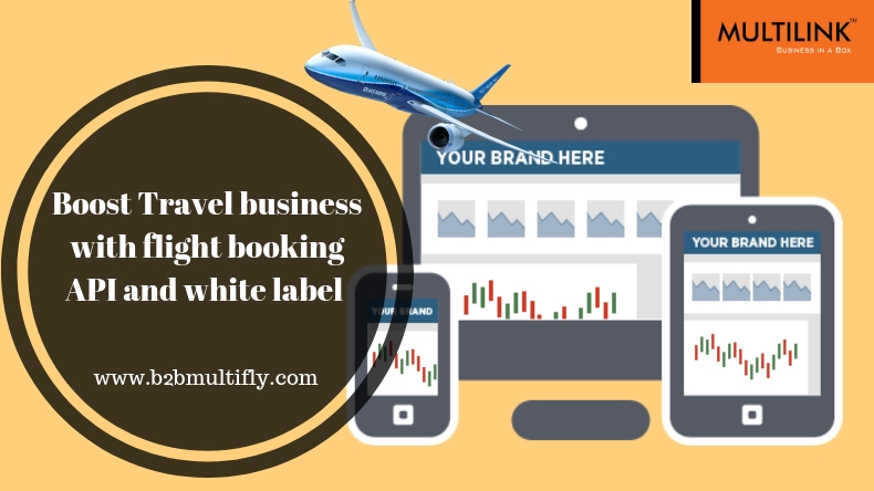 boost travel business with flight booking API and white label