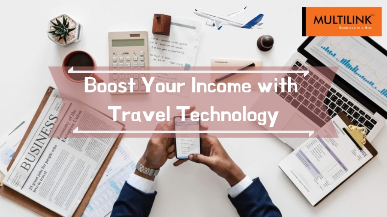 Boost Your Income with Travel Technology