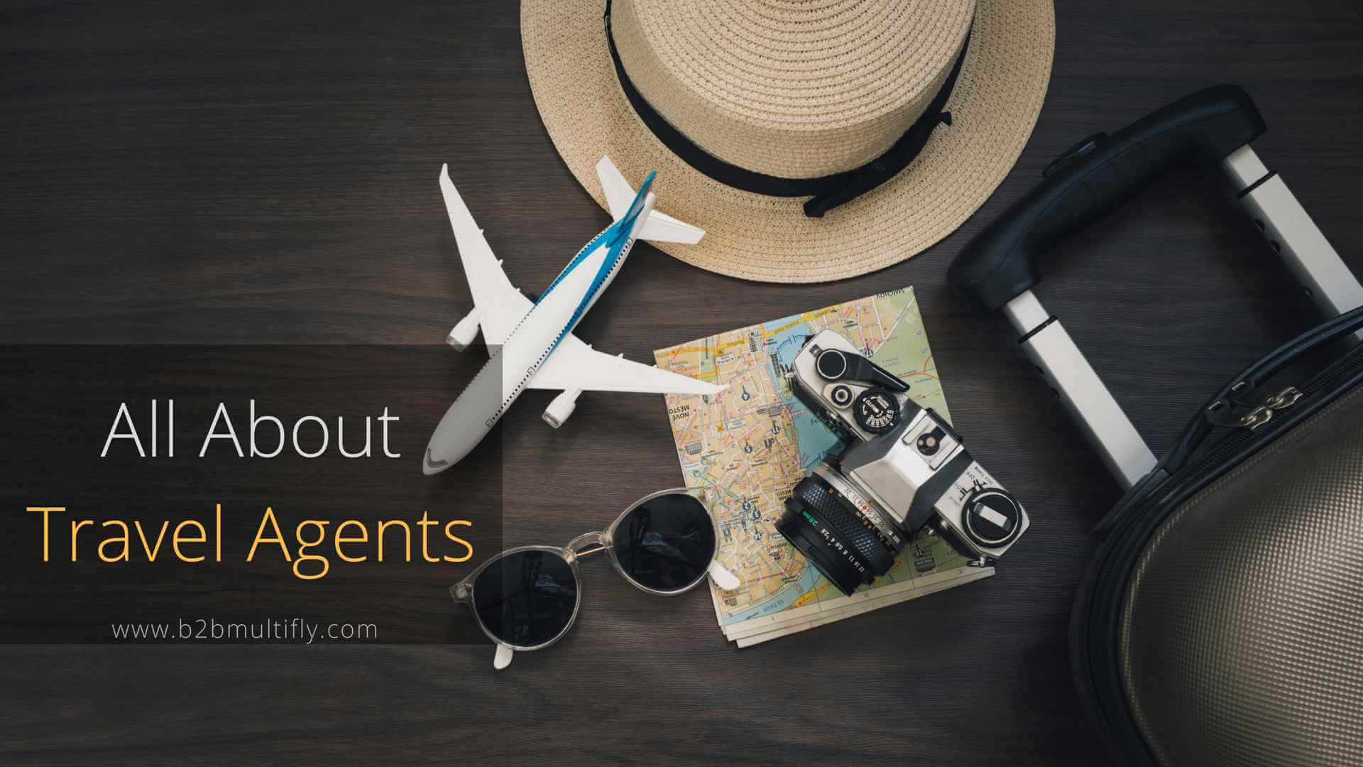 all about travel agents